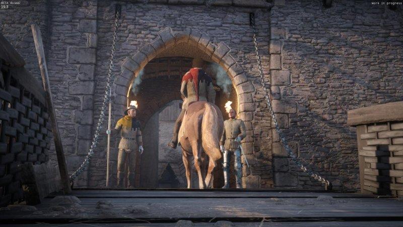 Kingdom Come Deliverance sarà pubblicato da Deep Silver