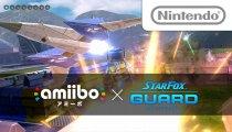 Star Fox Guard - L'uso degli amiibo