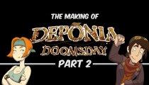 Deponia Doomsday - La seconda parte del Making of