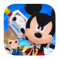 Kingdom Hearts Union X per iPad