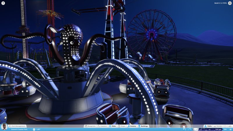 Il parco giochi dei sogni