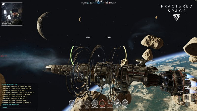 Fractured Space diventa free-to-play