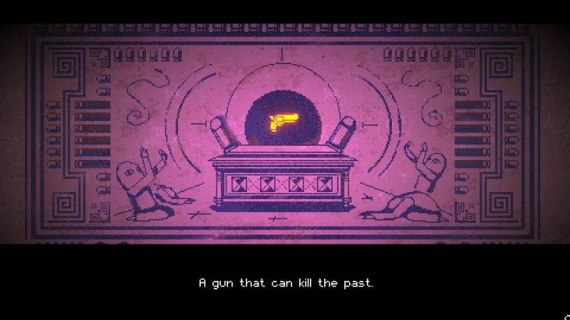 L'arma che può uccidere il passato