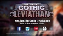 Battlefleet Gothic: Leviathan - Teaser trailer