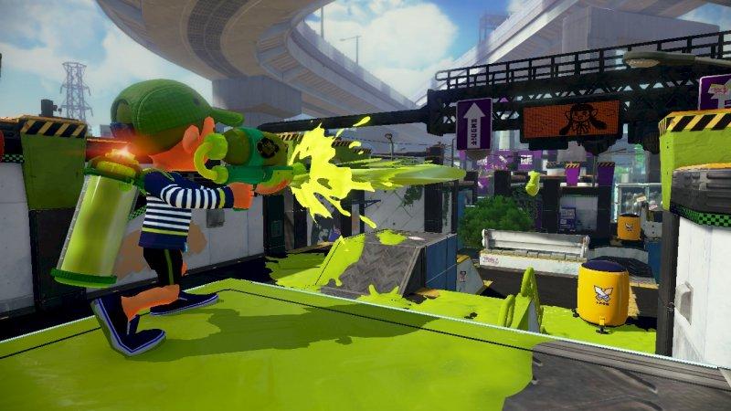 Nintendo lavora a una nuova proprietà intellettuale per NX, sarà folle e originale come Splatoon