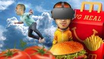 A Pranzo con Oculus Rift VR