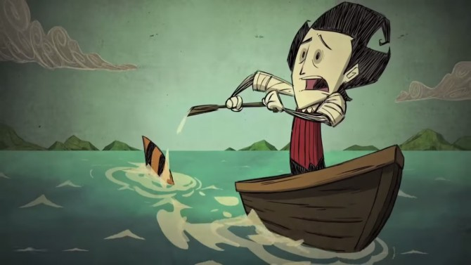 Don't Starve: Shipwrecked arriva anche su PlayStation 4