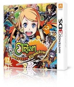Etrian Mystery Dungeon per Nintendo 3DS