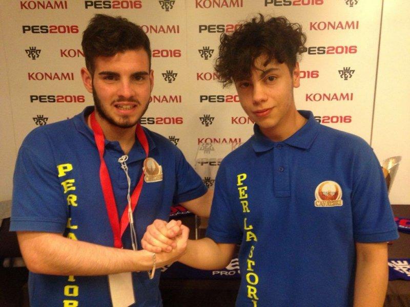 Luca Tubelli è il nuovo campione italiano di PES 2016