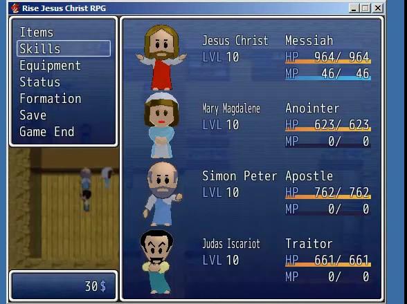 La religiosità nei videogiochi