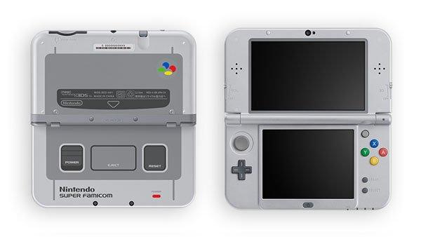 Nintendo ha aperto le prenotazioni della Super Famicom Edition del New Nintendo 3DS XL