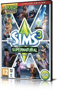 The Sims 3: Supernatural per PC Windows