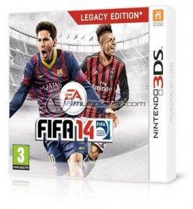 FIFA 14 per Nintendo 3DS