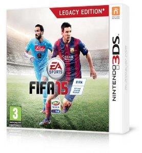 FIFA 15 per Nintendo 3DS