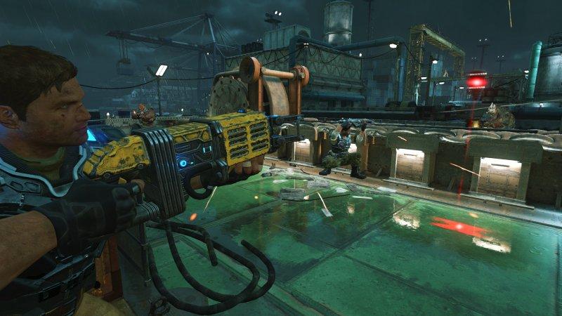 Installazione record per Gears of War 4?