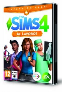 The Sims 4: Al Lavoro! per PC Windows