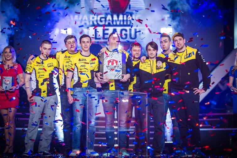 WarGaming.net League Grand Finals 2016