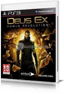 Deus Ex: Human Revolution per PlayStation 3