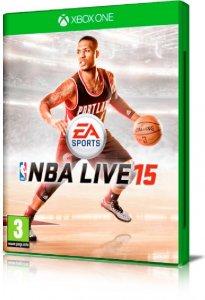 NBA Live 15 per Xbox One