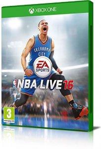 NBA Live 16 per Xbox One