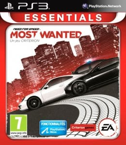 Need for Speed: Most Wanted per PlayStation 3