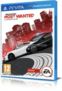 Need for Speed: Most Wanted per PlayStation Vita
