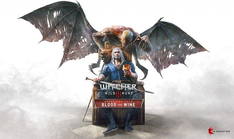 Ecco la cover ufficiale di The Witcher 3: Blood and Wine