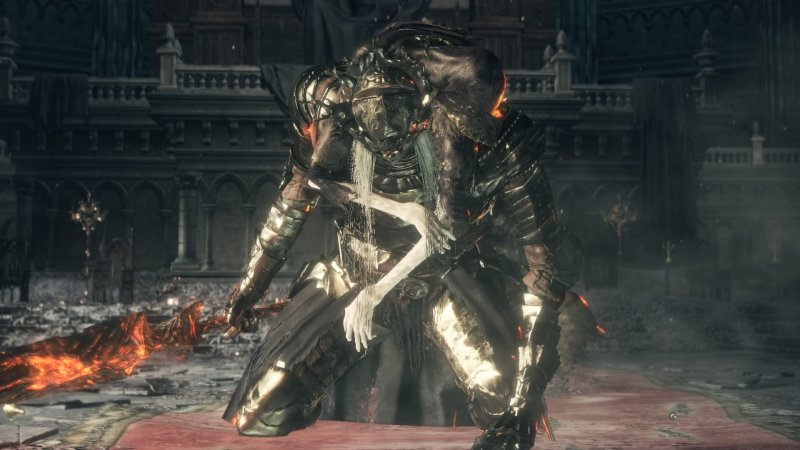 I migliori boss di Dark Souls III