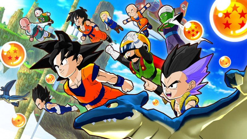 Dragon Ball Fusions ha una data giapponese