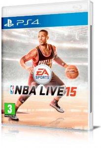 NBA Live 15 per PlayStation 4