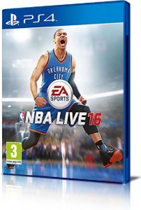 NBA Live 16 per PlayStation 4