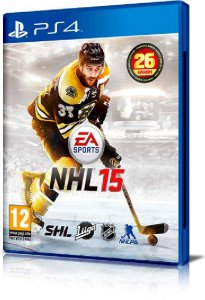 NHL 15 per PlayStation 4