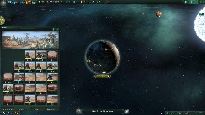 Vita intergalattica