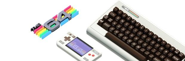 Una campagna di raccolta fondi per riproporre il celebre Commodore 64 in forma domestica e portatile