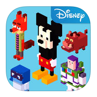 Disney Crossy Road per iPad