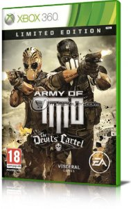 Army of TWO: The Devil's Cartel per Xbox 360
