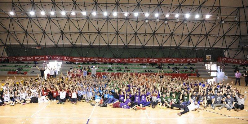 Premiato l'Istituto Falcone Righi di Corsico per il progetto Olimpia@school in collaborazione con 2K e NBA 2K17