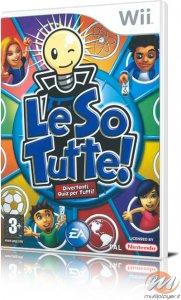 Le So Tutte! per Nintendo Wii