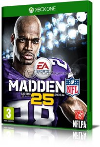Madden NFL 25 per Xbox One