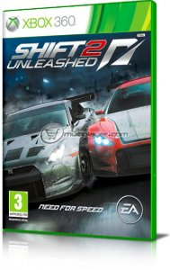Need For Speed Shift 2: Unleashed per Xbox 360