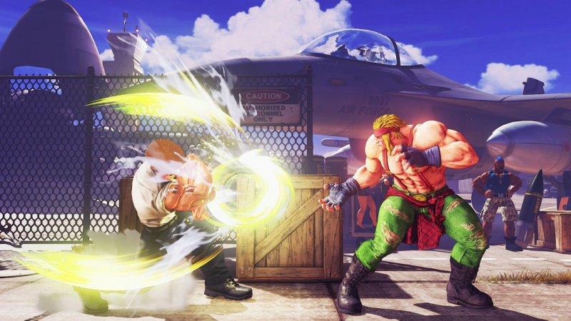 Guile verrà aggiunto al roster di Street Fighter V il 28 aprile