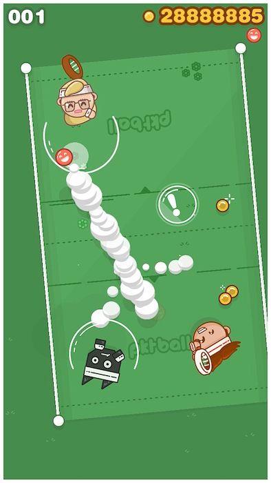 Una nuova forma di Pong