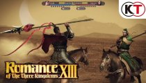 Romance of the Three Kingdoms XIII - Gameplay delle battaglie