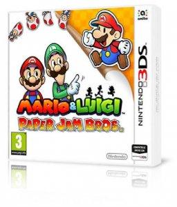 Mario & Luigi: Paper Jam Bros. per Nintendo 3DS