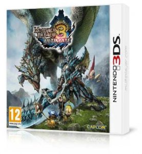 Monster Hunter 3 Ultimate per Nintendo 3DS