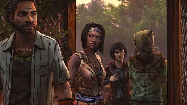 The Walking Dead: Michonne - Episode Three: What We Deserve