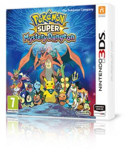 Pokémon Super Mystery Dungeon per Nintendo 3DS