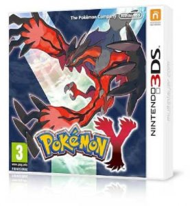 Pokémon Y per Nintendo 3DS