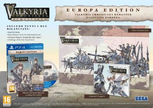 Valkyria Chronicles Remastered per PlayStation 4