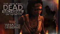The Walking Dead: Michonne - Trailer finale